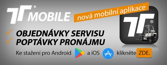 Nová mobilní aplikace TT mobile